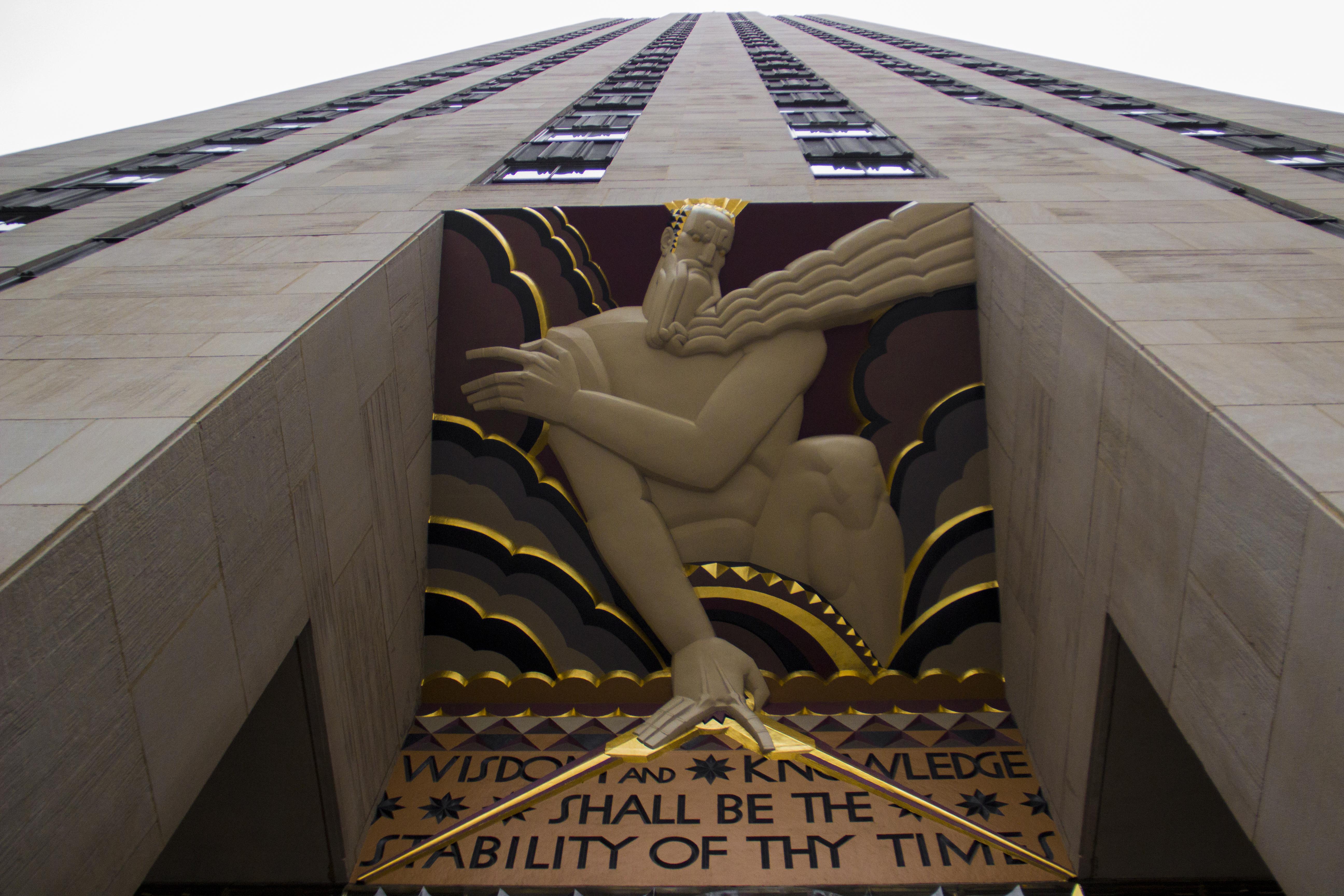 30 Rockefeller Plaza [5184x3456]