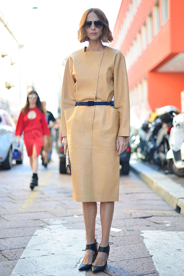 Milan Fashion Week Street Style Outfit4