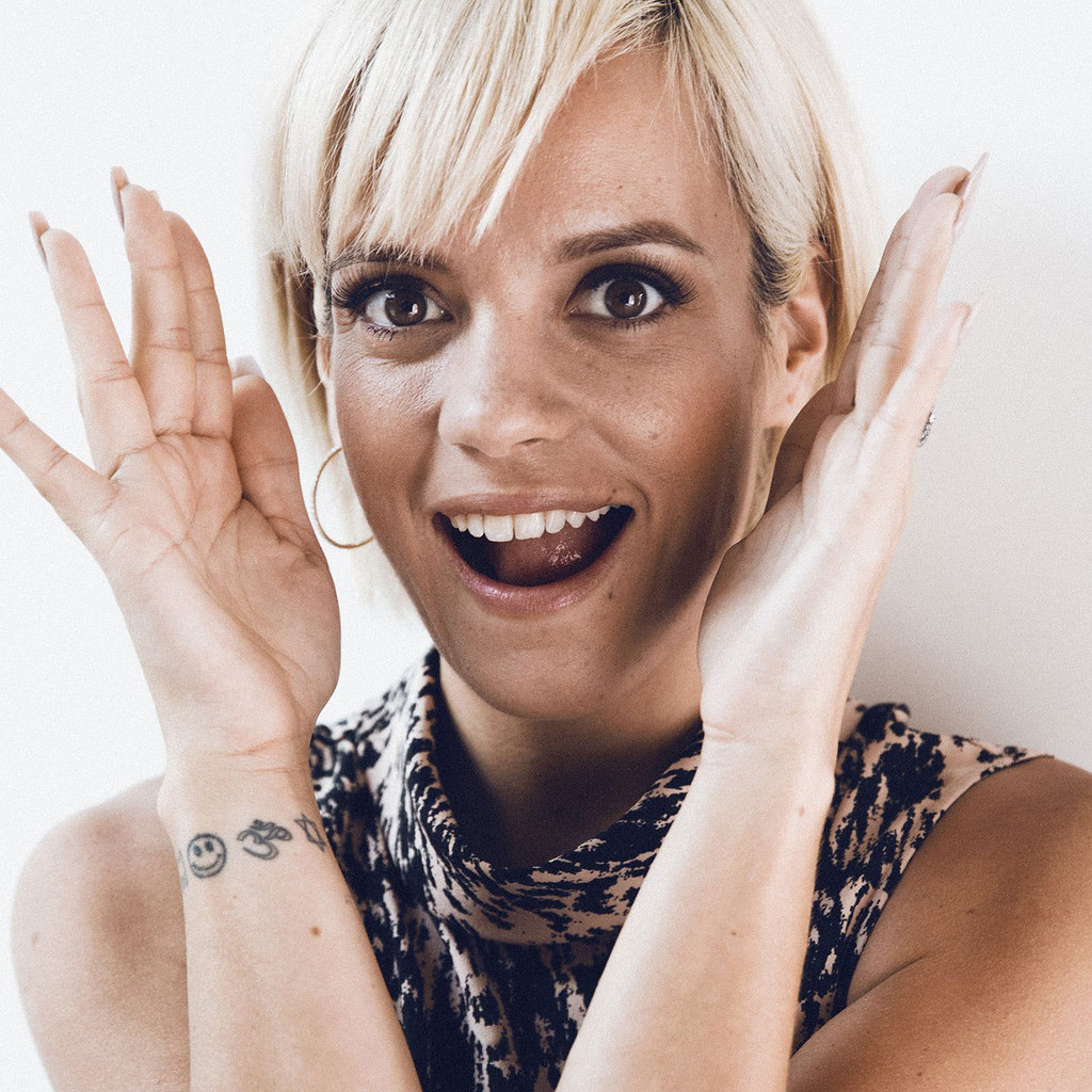 Лили Аллен — Фотосессия для «Vero Moda» 2015 – 1