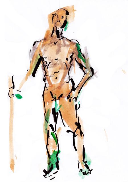 dessin, liège 2015