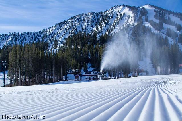 Mt. Rose snowmaking