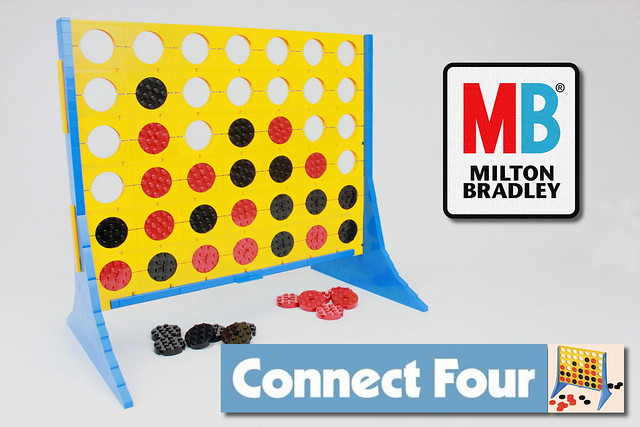 LEGO Connect Four