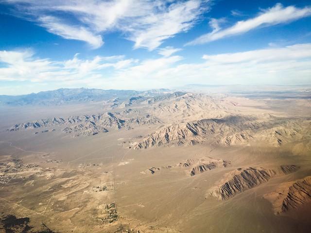 The Texture & Light of the Desert