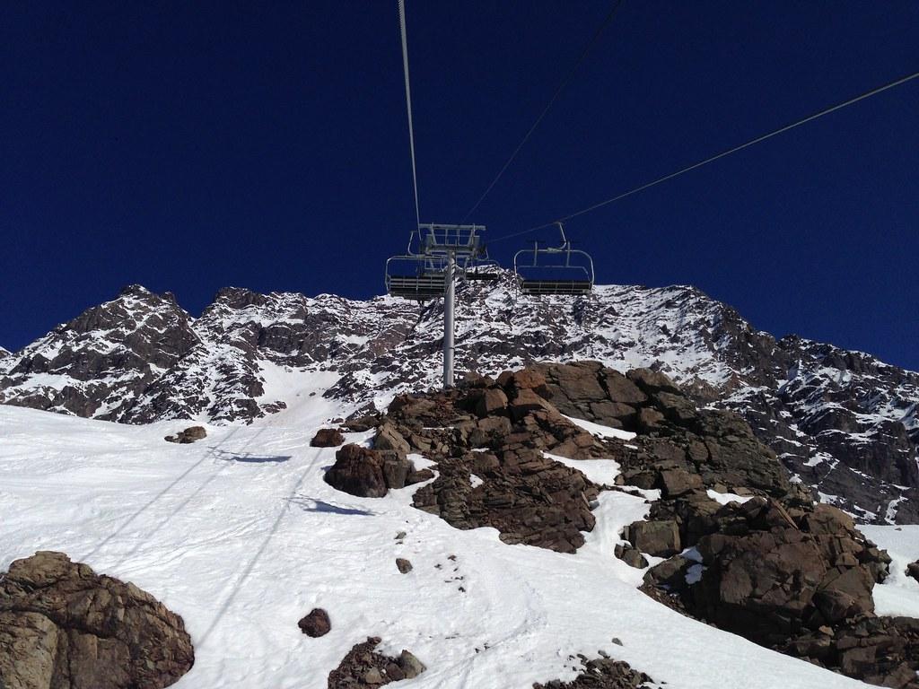 La Laguna Chairlift