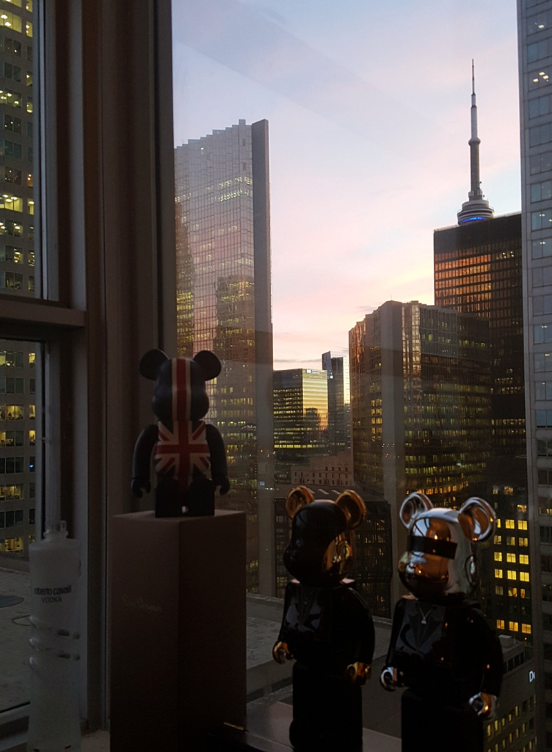 Toronto Bearbricks