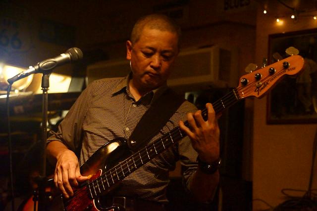 てきさすいーだ blues live at Bright Brown, Tokyo, 15 Nov 2015. 241
