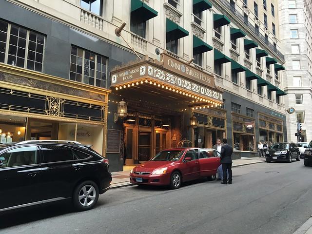 Parker House Hotel