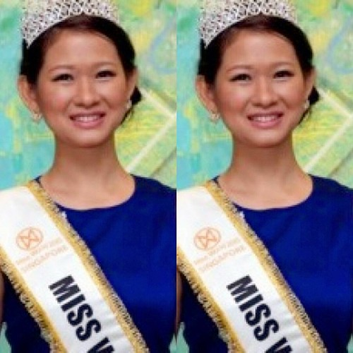 Find out why the new Miss World Singapore 2015 is putting a few noses out of joint...www.blackgirlinspore.com