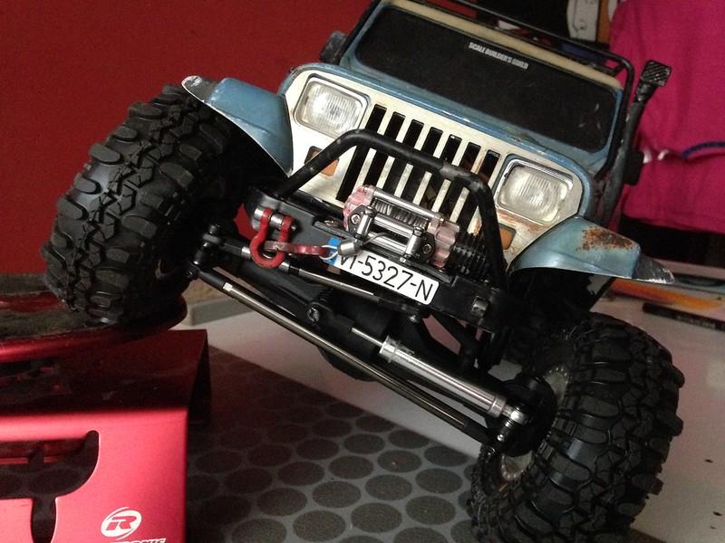 Jeep Wrangler YJ RcModelex 22548858538_0ea64a72d5_c