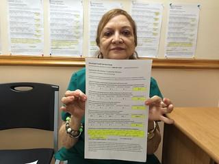 Sofia Teresa Campillo - Testimonio Sobre el Servicio de Reparacion de Credito en Municipal Credit Service Corp