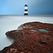 Penmon Point - Trwyn Du Lightouse - Anglesey by Dave Holder