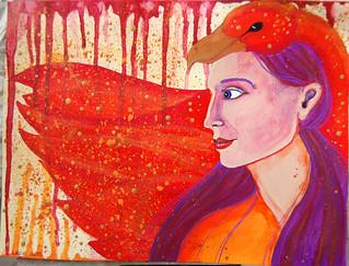 Week 45 - Phoenix Woman 1