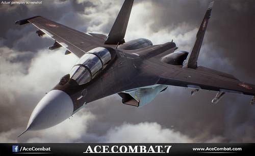 Ace Combat 7 para PS4 y PS VR