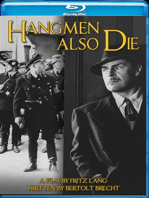 Hangmen Also Die - Cover 2