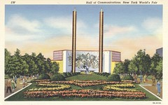 Hall of Communications - 1939 New York World's Fair