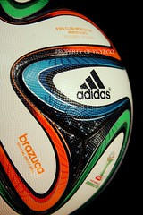 BRAZUCA FIFA CLUB WORLD CUP MOROCCO 2013 ADIDAS OFFICIAL MATCH BALL 10