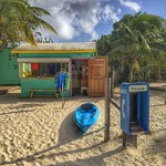 Tried to call home from Anguilla. Sorry mom, but no phone. By the way, remember pay phones?? When was the last time you used one of those? A little slice of nostalgia and Caribbean beach life at Shoal Bay Beach, Anguilla. #ad #ChoiceCaribbean
