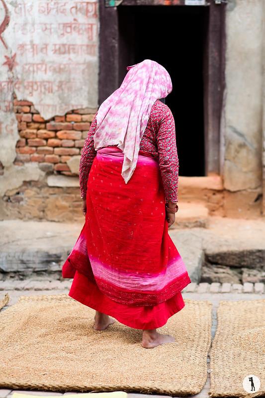 Street style Nepal