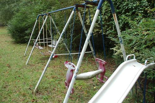Goodbye, playground