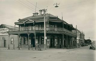 Oakfield Street, Flinders Street, Adelaide, 1929