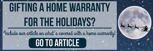Gifting a home warranty for the holidays?