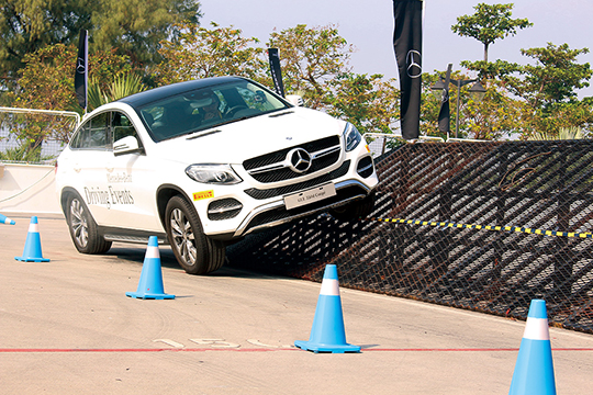 Mercedes-Benz Driving Events 賓士智慧駕馭體驗營-5