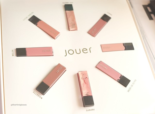 Jouer Best of Nudes Mini Gift Set
