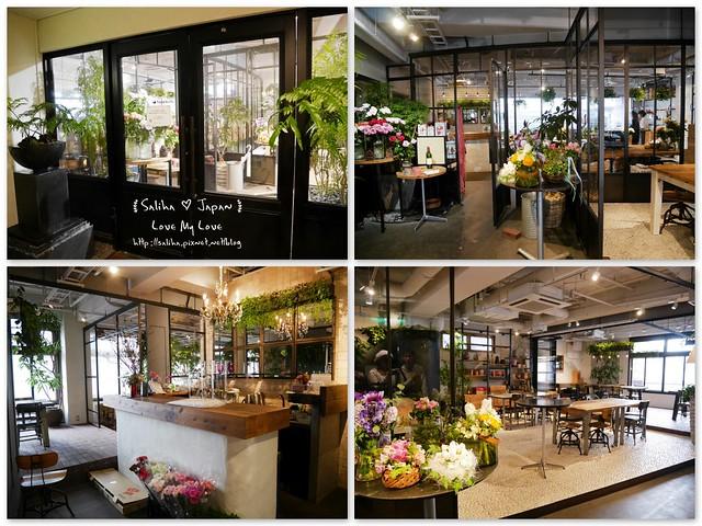 日本東京表參道花店咖啡館Aoyama Flower Market Tea House青山店  (39)