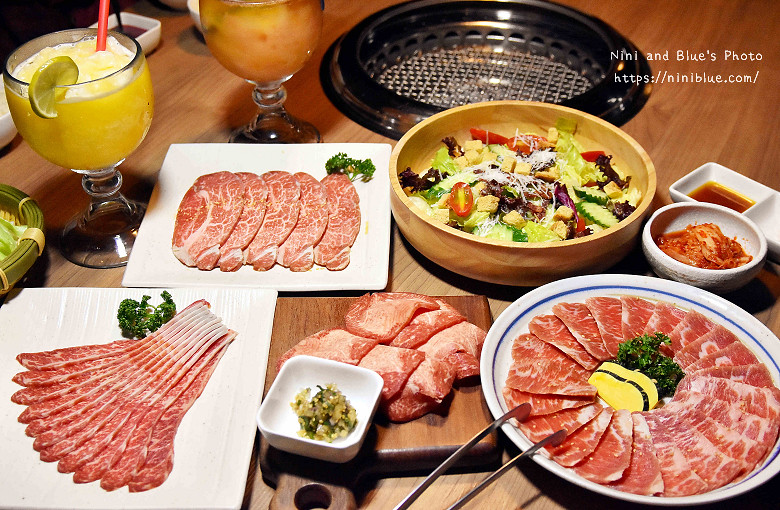台中燒肉推薦雲火燒肉18