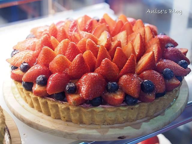 bonnie sugar 台北草莓蛋糕 007