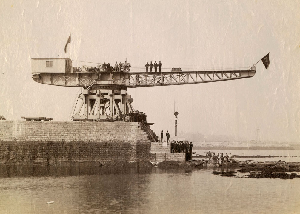 Official inauguration of the South Pier, Sunderland