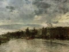 Amsterdam / Amstel river