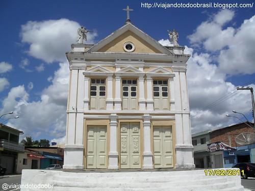 Murici - Igreja de Santa Tereza