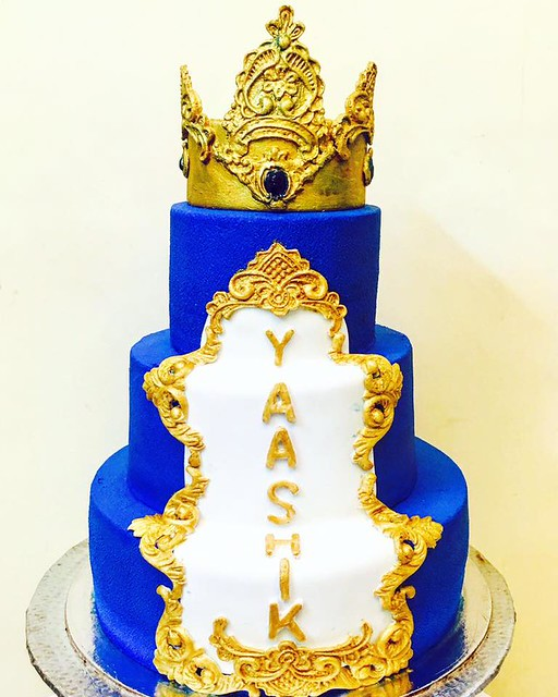 Royal Prince Themed Cake by Padma Veilla of Infinite Indulgence