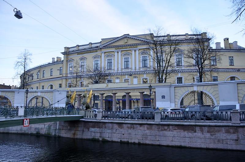 _DSC9319 Ассигнационный банк -  Финансово-экономический институт (по кан. Грибоедова)