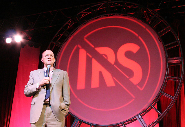 Abolish the IRS