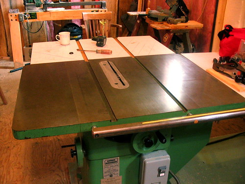 Buying A Used Table Saw