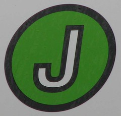 j green