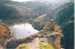La roca tarpeya leyendas de toledo for Roca toledo