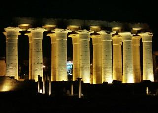 2005-07 Temple of McDonalds Luxor Egypt
