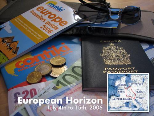 Euro Trip Essentials Fashion Blog