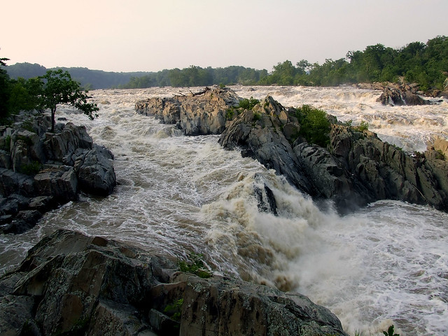 Great Falls of the Potomac by CC user articnomad on Flickr