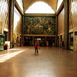 Debrecen train station, pt 2