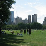 NYC - Central Park: Sheep Meadow