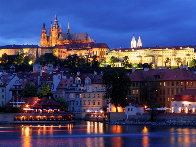 Prague by CC user Christopher Woo on Flickr