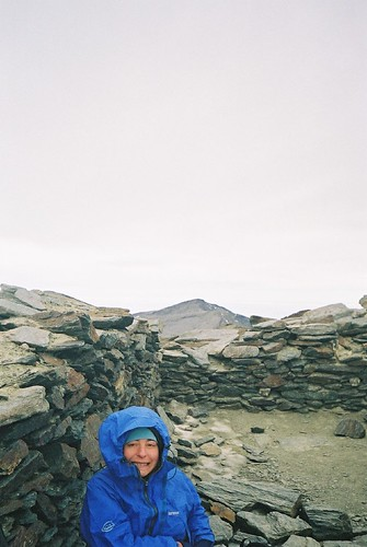 Mulhacén summit (3479m)