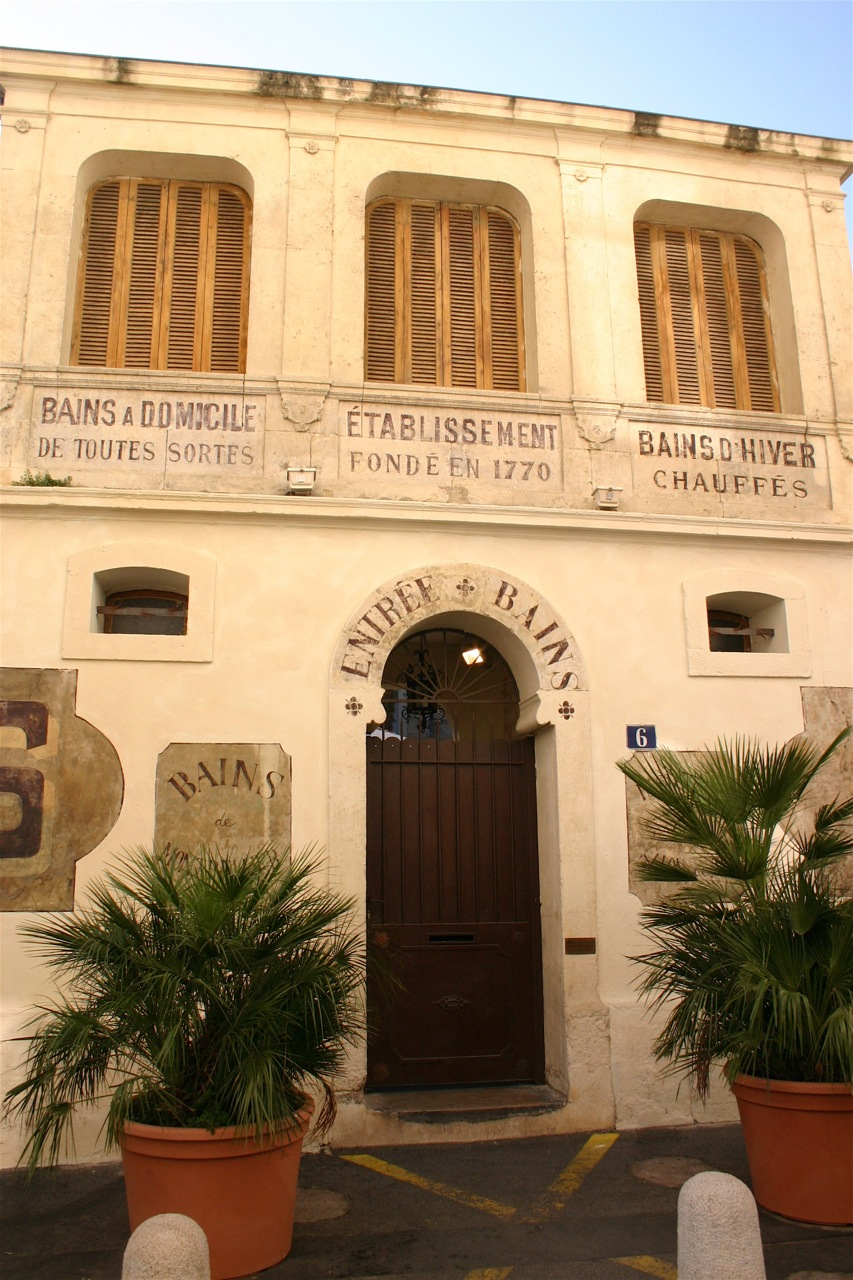 Img 0013 bains douches montpellier anciens bains douches - Bain douche montpellier ...