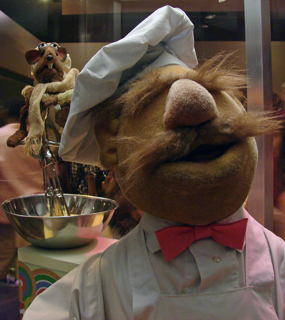 Rizzo The Rat On Tumblr: Swedish Chef With Rizzo The Rat