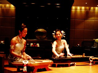 Great Thai music..and even better Thai smiles!