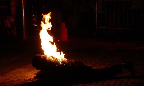 festival spectacular fire weird lyrics long exposure smoke apocalypse 2006 slovenia armageddon noise loud bizarre maribor unhealthy msh lent teatr fronta phantomysteria novogo msh0906 msh09066 jpingjk